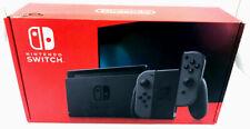 Nintendo Switch Console with Gray Joy‑Con- Damaged Box-Brand New