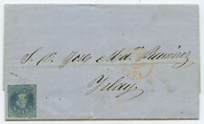 Chile Brief Valparaiso Islay 1859