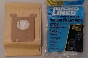 36 ELECTROLUX OXYGEN / HARMONY / ERGOSPACE CANISTER  VACUUM  BAGS OX & STYLE S