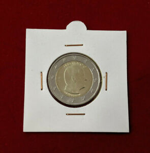 Monaco 2€ Euro 2019 Prince Albert II Monnaie neuve