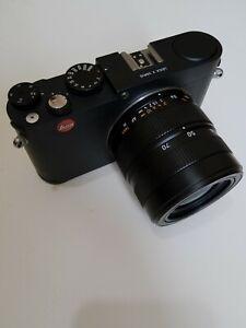 Leica X Vario (Type 107) - Black
