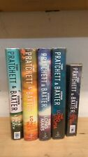 Long Earth Series by Terry Pratchett: Collection of 5 Science Fiction Books