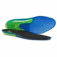 Sof Sole Airr Gel Honeycomb Sports Performance Coolmax Cushioned Insoles UK 9-10
