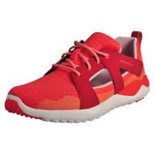 Scarpe da ginnastica scarpe da corsi rossi per donna