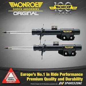 Front Monroe Original Shock Absorbers for Renault Megane II BM CM LM EM 02-10