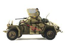 1:32 21st Century Ultimate Soldier WWII German Army Sdkfz. 222 Panzerspahwagen
