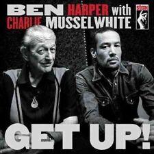 Ben Harper & Charlie Musselwhite Get up CD Pop Rock Blues Album 2013