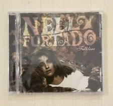 Folklore by Nelly Furtado (CD, Nov-2003) NEW & SEALED w/ Visible Crack in Case
