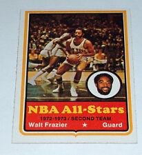 1973-74 Topps #10 Walt Frazier Baloncesto NBA como All-Stars Nueva York Knicks