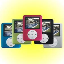 MP3 4GB PLAYER MP4 8GB LETTORE 16GB 32GB AUDIO VIDEO FOTO RADIO FM OCCASIONE!! p
