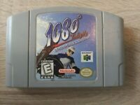1080° Snowboarding (Nintendo 64, 1998) Authentic Cartridge Only