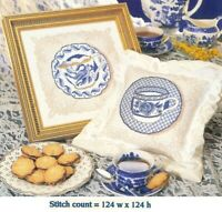 TWO FOR TEA  -   CROSS STITCH PATTERN ONLY   PY -  UUQ