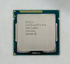 INTEL i7-3770 4-Core / 8-Thread 3.4-3.9GHz LGA 1155 3rd Gen Ivy Bridge CPU: NEW!