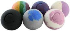 Bath Bombs - Bath Bomb Therapy Set for Calming Your Mind and Soothing Your Body