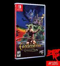 Castlevania Anniversary Collection + Card (Nintendo Switch) Limited Run Preorder