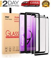 Protector de Pantalla Cristal Vidrio Templado Solo Para Samsung Galaxy S9 Plus