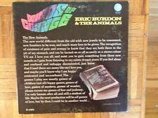 Eric Burdon & The Animals,Winds of Change,MGM White Label Promo LP