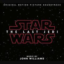 STAR WARS The Last Jedi CD BRAND NEW 2017