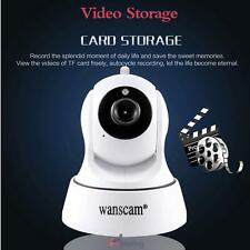 Outdoor HD 720P Wireless Waterproof Home IP Webcam Night Vision Onvif IR Camera