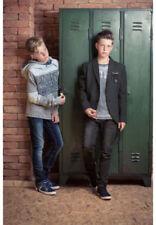 Langarm Jungen-T-Shirts, - Polos & -Hemden Größe 140 mit Kapuze