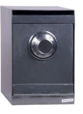 Hollon Safe Depository Drop Box Combination Dial Safe HDS-03D