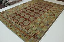 nomades Kelim KHALE collection pièce unique PERSAN TAPIS d'Orient 4,87 x 3,42