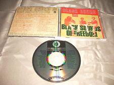 "BLACK UHURU ""BLACK SOUNDS OF FREEDOM"" GREENSLEEVES RECORDS LTD CD/GREL CD23"