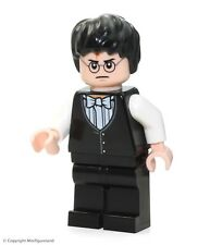 LEGO Harry Potter MiniFigure - Harry Potter (Yule Ball Vest & Bow Tie)  New!