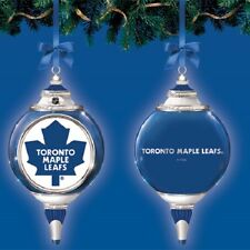 Hockey Toronto Maple Leafs Ornament - Bradford Exchange