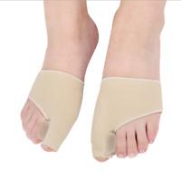 1 Pair Big Toe Separator Orthopedic Bunion Corrector Pain Relief Hallux Valgus