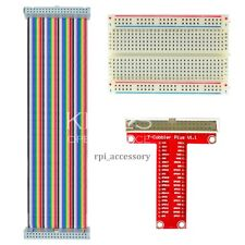 Raspberry Pi GPIO Board Expansion Kit 40P Cable GPIO Module for Raspberry Pi 2/3