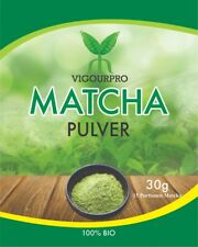 Matcha Tee Pulver - Grüner Tee Japan China Bio Superfood detox new premium Quali