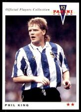 Panini Players Collection 1992 - Sheffield Wednesday Phil King #216