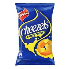 SUPER Cheezels Cheese Rings Snacks 165g