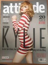 ATTITUDE 243 May 2014, Kylie, Harry Judd,Jonathan Groff,Sam Strike,Danny Dyer