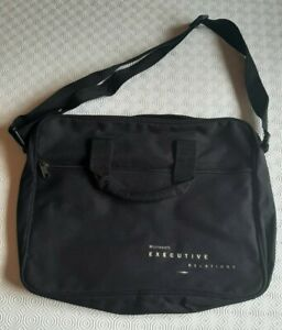Limited Edition Microsoft Executive Relations Laptop Bag/Satchell - new & unused