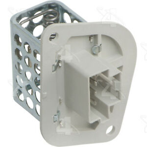 For Jeep Cherokee 2000-2001 Four Seasons HVAC Blower Motor Resistor