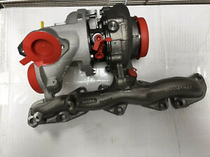 SKODA AUDI TTS VW 2.0TDI 184hp TURBO CHARGER GARRET NEW ORIGINAL GTD1449VZ
