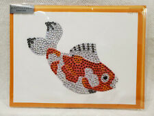 NIP Papyrus Judith Leiber Couture Rhinestones  Fish (Very Rare)
