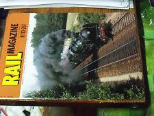 10µ Revue Rail Magazine n°113 Saga S.A.C.M Raymond Loewy Marc Seguin 231G558