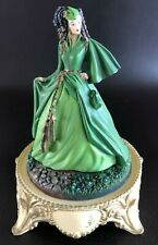 "Franklin Mint ""Gone With The Wind"" Figurine ""Scarlett's Deception"" 1993 Limited"