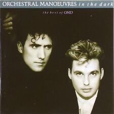 CD - Orchestral Manoeuvres In The Dark - The Best Of OMD - #A3313