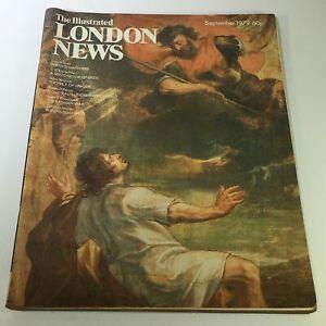 VTG The Illustrated London News Magazine September 1979 - Des Wilson / John W.