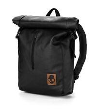 NEW !!! SKULLCANDY Mochila Hiker Roll Top Backpack Bag - Black