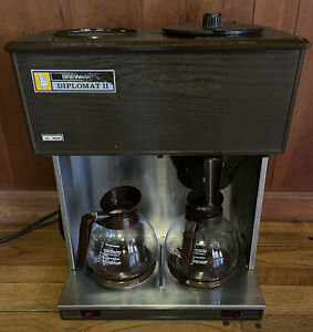 Brewmatic Diplomat II Coffee maker