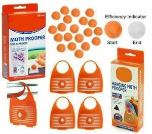 ZENSECT Balls & Hanging Moth Proofer Lavender Fabric Killer Freshener Repellent