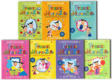 Princess Mirror-Belle Collection 7 Books Pack Set - Snow White, Hoopers, Paws