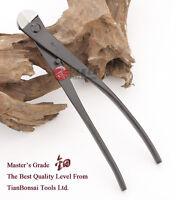 "Wire Cutter Tian Bonsai Carbon Steel 205mm (8"") Master Quality Bonsai Tools"