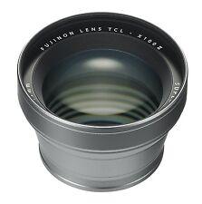 Fujifilm Tele Conversion Lens TCL-X100 II for X100/X100S/X100T/X100F -Silver-