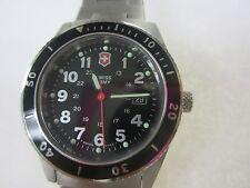 SWISS ARMY WOMEN'S WATCH ALL S/S SAPPHIRE ORIGINAL SWISS 24030 NEW